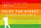 LGBTQ Rainbow Block Party