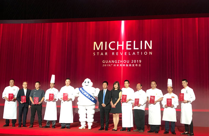 11 Restaurants Received Michelin Stars in the 2019 Guangzhou Guide