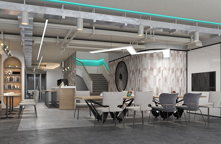 1st Shopping Mall Co-Working Space on Nanjing East Road Opening Soon