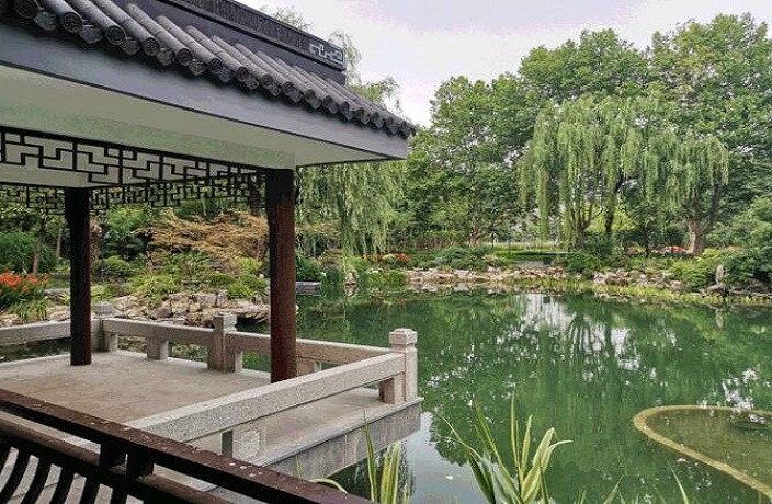 Historic Shanghai Park Reopens Following Major Renovations