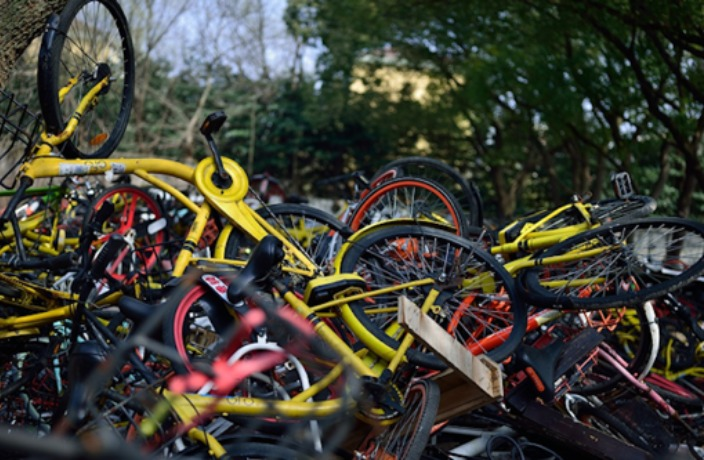 Bike-Sharing Startup Ofo Faces Very Unclear Future