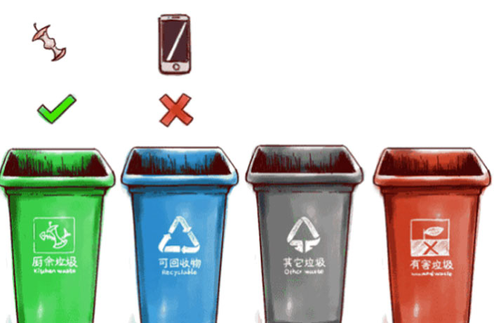Shenzhen Releases New Garbage Sorting Guidelines