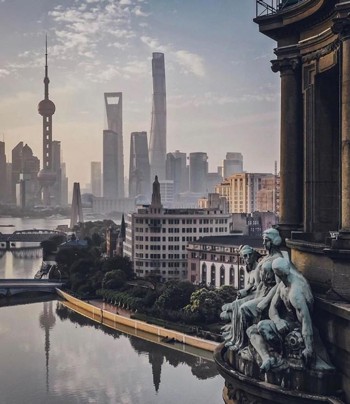 Shanghai Instagram
