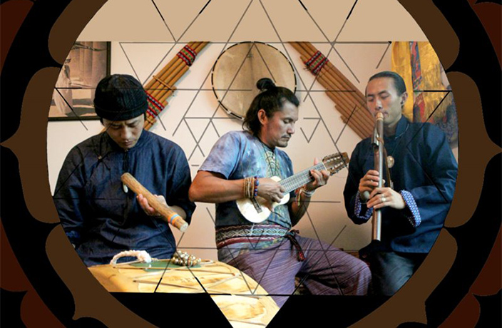Get Your Tickets to the Native American and Gansu Tribal Music Concert