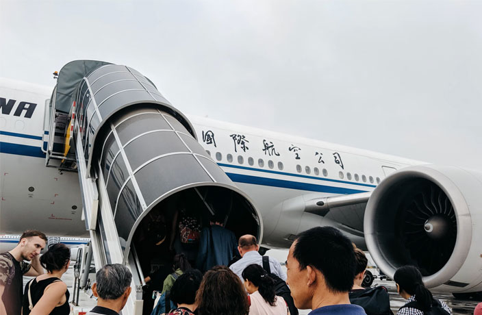 Beijing-Hawaii Flights Suspended Amid Ongoing Trade War