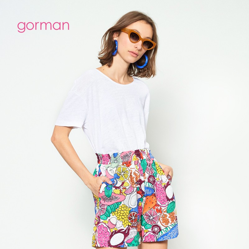 Gorman Fruit Bowl Shorts