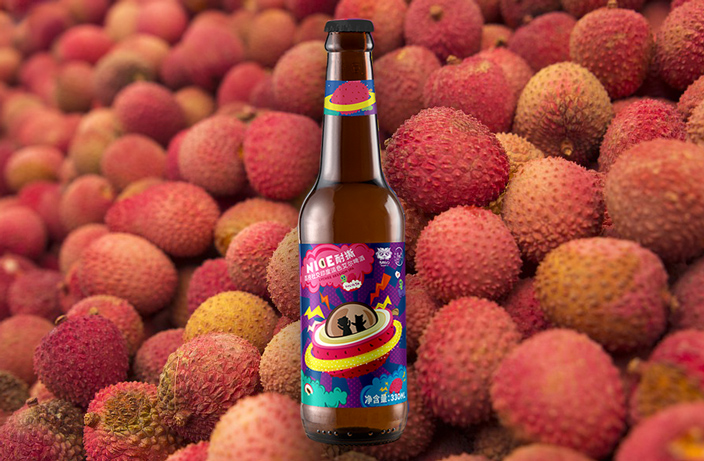 We're Lovin' This Guangzhou Brewery's Lychee IPA