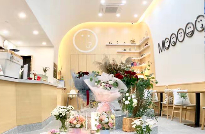 Shenzhen Cafe Review: Moooooooi