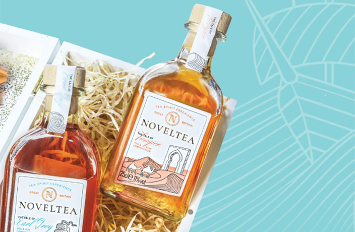 These Unique Tea-Blended Spirits Are On Sale Right Now