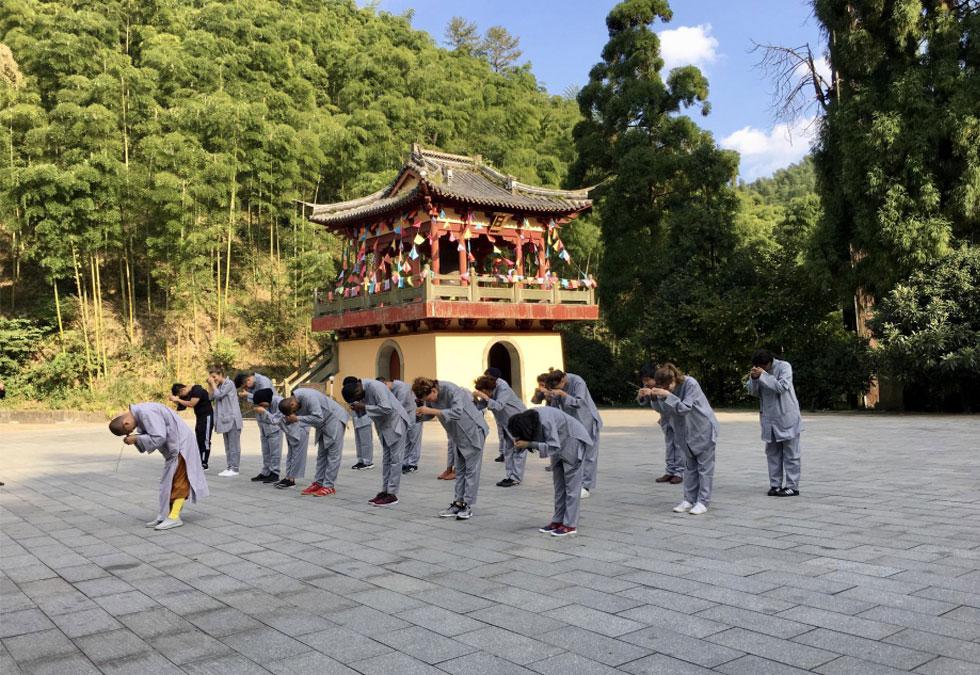 Zen Buddhist Temple Trip