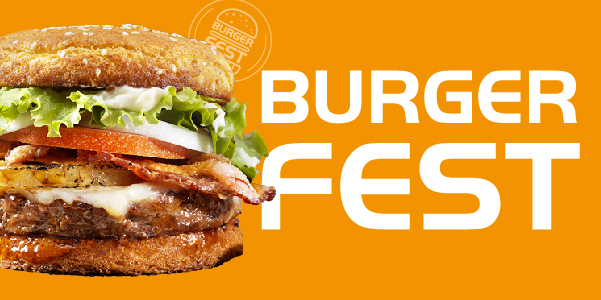 Burger Fest: Tons of Coupons & Burger Deals Every Day at