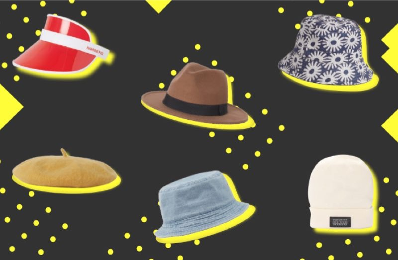 9 Bold Hats to Rock This Fall