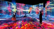 teamLab to Open Massive New Museum in Shanghai This Fall