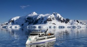 First China-Made Polar Cruise Ship En Route to Antarctica