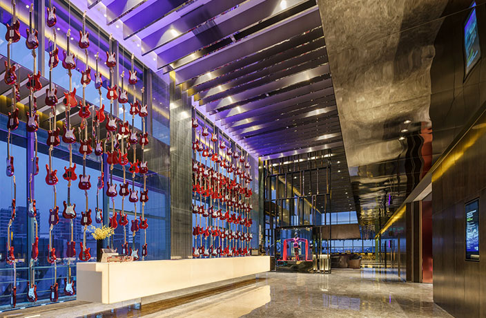 Hard Rock Hotel Shenzhen's GM Christoph Zbinden on Music and Hospitality