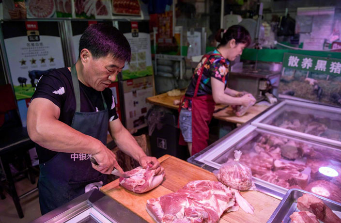 Here's What Guangzhou Is Doing to Stabilize Rising Pork Prices