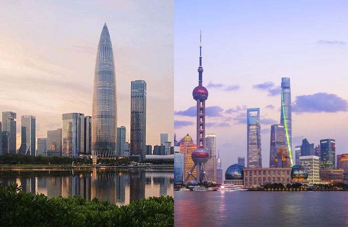 10 Reasons Shenzhen Is Better than Shanghai