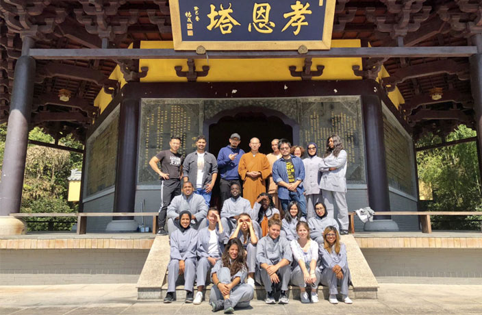 Join a Real Chinese Monk Experience Tour Next Month