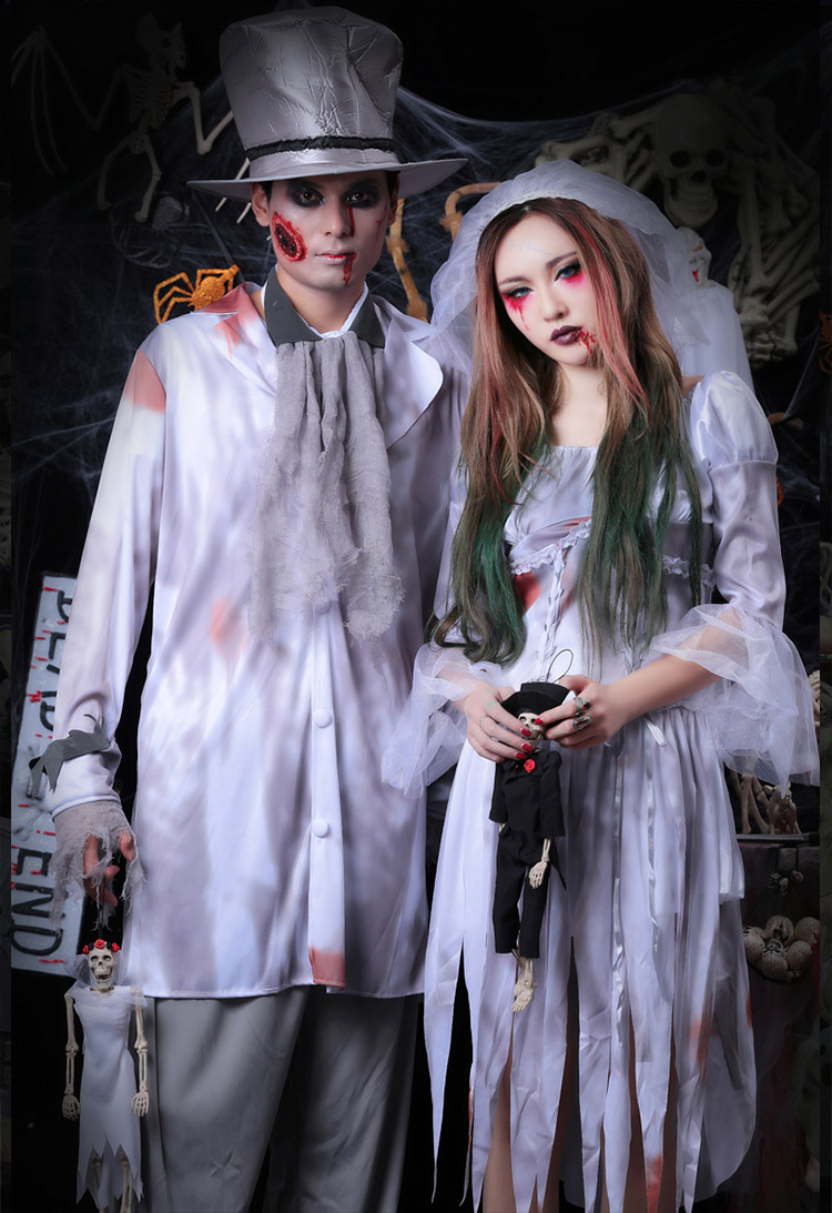 Zombie Couples Costume