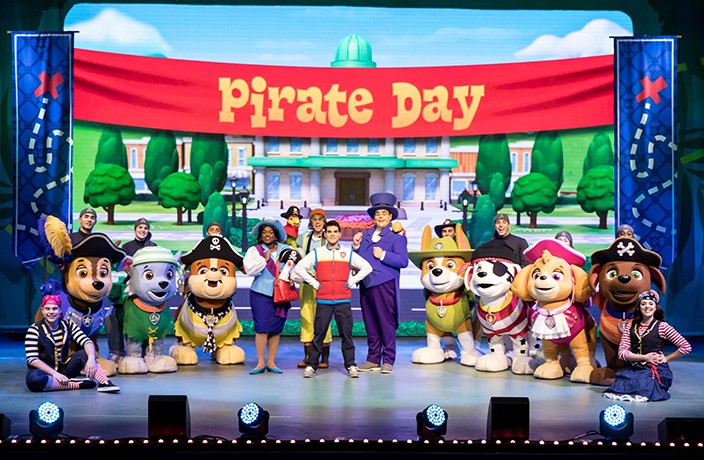 Get Your Tickets to Nickelodeon's PAW Patrol Live! in Shanghai