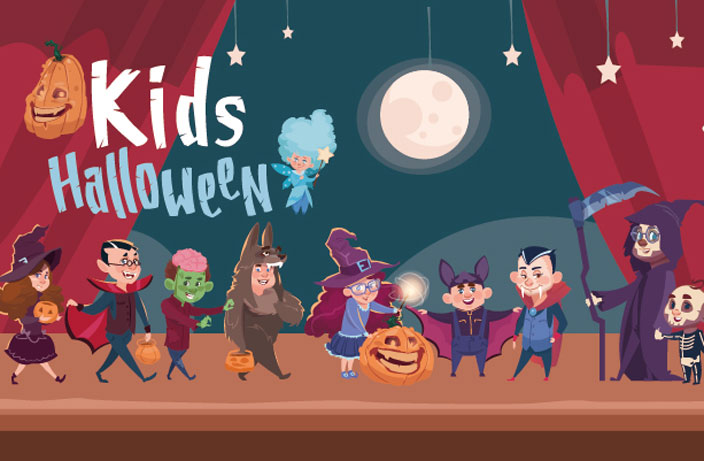 Join This Kids Halloween Party Next Weekend at Archwalk