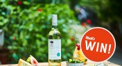 WIN! A Bottle of South Point Estate Pinot Grigio Wine from ALDI