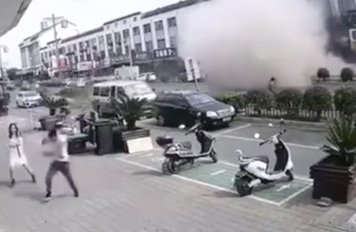 9 Dead After Restaurant Gas Explosion in East China