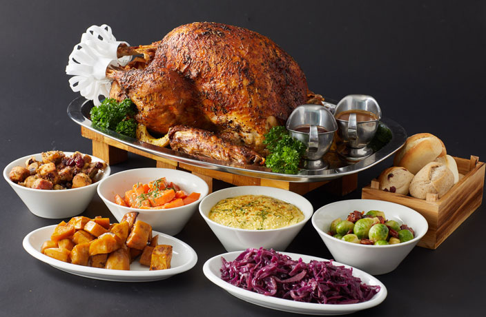 Grab Thanksgiving Hampers with Kerry Hotel Pudong