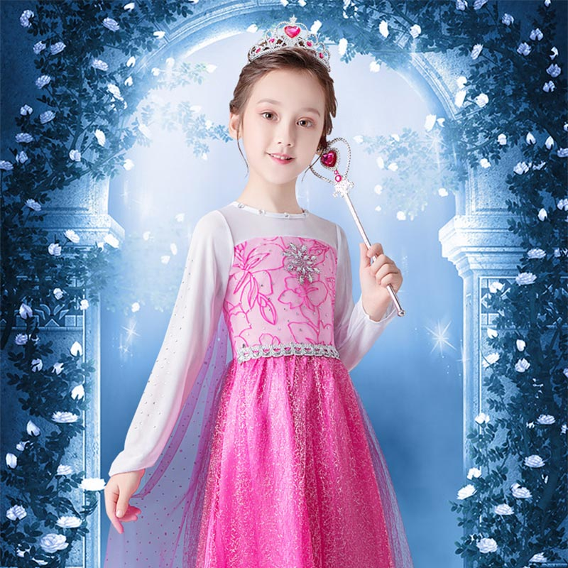 Elsa Costume for Children