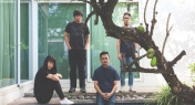 Thai Post Rock Band Inspirative Discuss Nostalgia and String Quartets