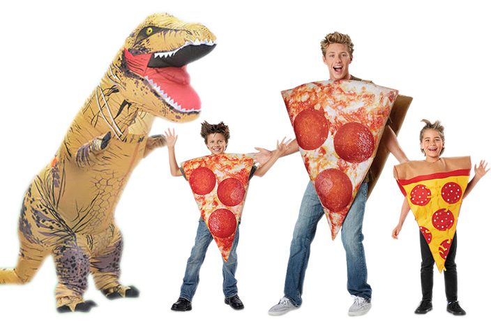 4 Funny Costume Ideas for Halloween