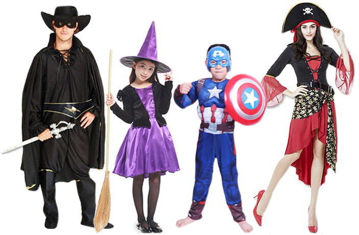 Halloween Costumes for Kids and Adults You Can Order Right Now