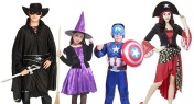 Last-Minute Costume Ideas for Halloween