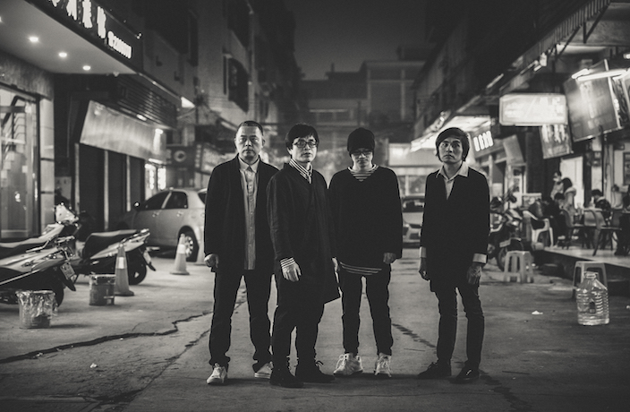 Post Rock Band Zhaoze Talk About the Guqin and Live Performances