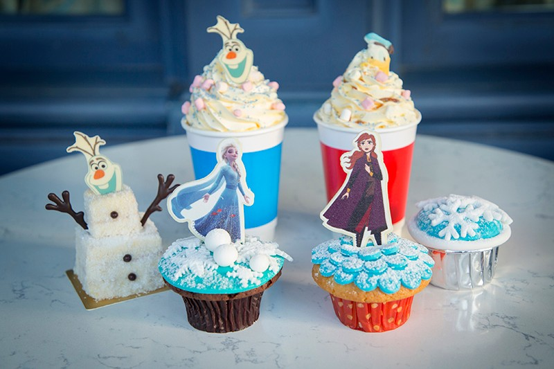 Shanghai Disney Resort Transforms Into A Frozen Themed