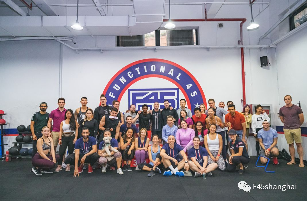 Join the F45 Training Playoffs and Win Prizes Galore