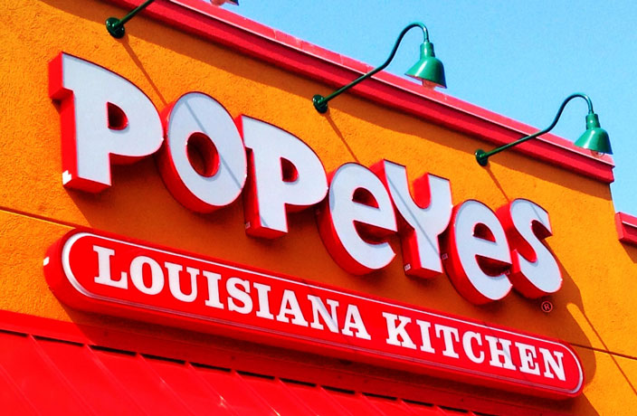 Watch Out KFC, Popeyes Is Coming to China