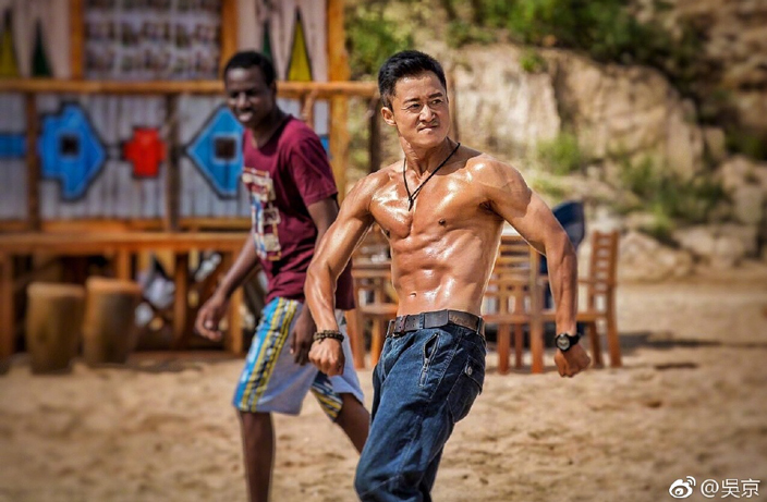 5 Fast Facts About 'Wolf Warrior' Wu Jing