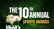 Nominations Now Open for Our 10th Annual Sports Awards