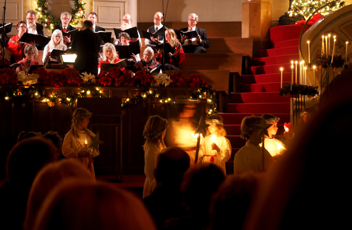 Where to Attend Christmas Church Services in Guangzhou