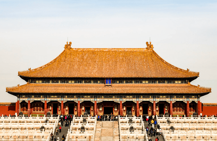 Apology Issued Over Car Incident at Forbidden City Grounds