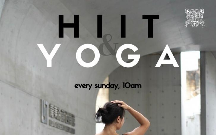HIIT & Yoga