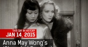 This Day in History: Anna May Wong's Shanghai Express
