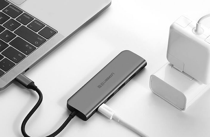 This Handy 5-in-1 Converter is the Ultimate Tech Device