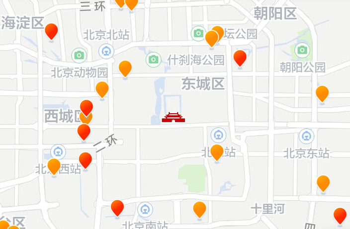 Check Out This Map of Nearby Coronavirus Cases on WeChat