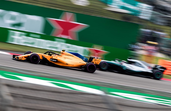 F1 Postpones Chinese Grand Prix Due to Coronavirus Outbreak