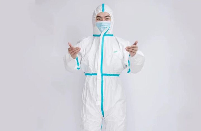 Survive an Epidemic (and a Chemical War) with This Hazmat Suit