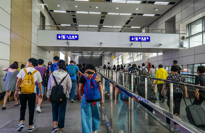 How to Cross Between Shenzhen and Hong Kong Amid Border Closures