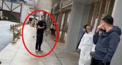 WATCH: Maskless Foreigner has Dramatic Meltdown, Gets Deported from China