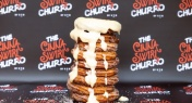 WIN! A CinnaSwirl Churro from Spread the Bagel
